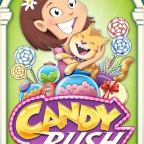 Promo Image for Appy Entertainment's Candy Rush App